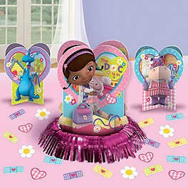 Doc McStuffins Centerpiece Set