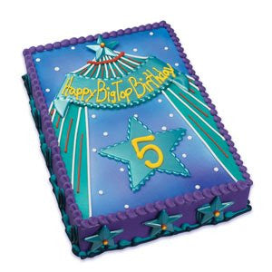 STAR BANNER CAKE KIT / 6 sets per order