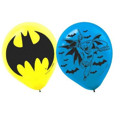 Batman Latex Balloons