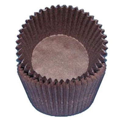 Brown Glassine Baking Cups Standard Size (557048) / 500 count
