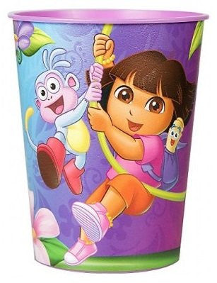 Dora's Flower Adventure 16 oz. Plastic Cup