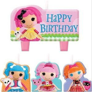 Lalaloopsy Candle Set
