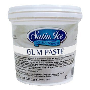 Quick Pick Up Satin Ice Gum Paste 2 lb