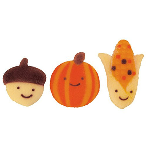 Autumn Friends Assortment Dec-Ons