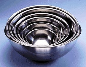 1-1/2 Qt. Stainless Mix Bowl
