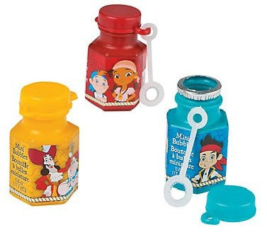 Jake & The Neverland Pirates Mini Bubbles