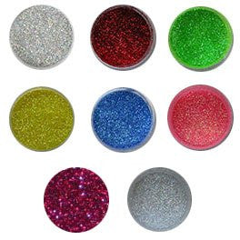 Disco Dust Set - Hot Starter Set (8 pcs)