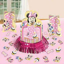 Minnie 1st Birthday Centerpieces