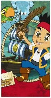 Jake & The Neverland Pirates Plastic Table Cover