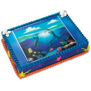 TROPICAL FISH XTREME IMAGE CAKE KIT