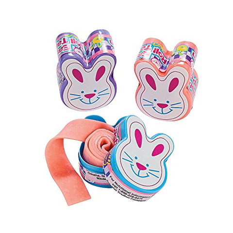 Easter Bunny Roll Tape Gum