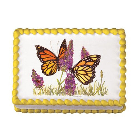 Butterflies Edible Image? Designs