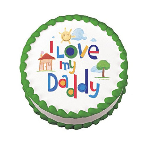 Artwork for Daddy Edible Image