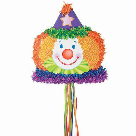 Clown Head Pinata