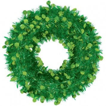 Green Jumbo Wreath