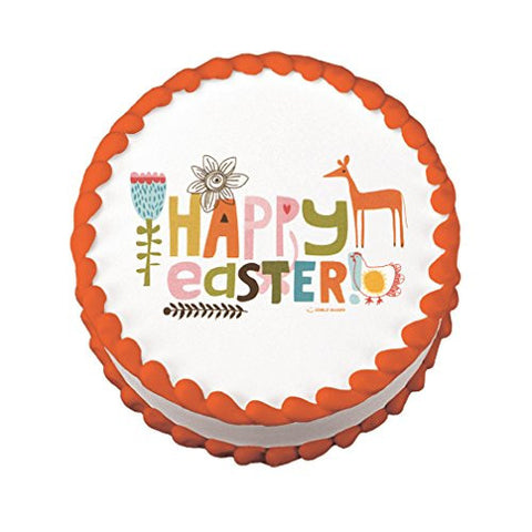 Easter Fables Edible Image