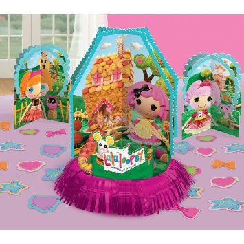 Lalaloopsy Table Decorating Kit