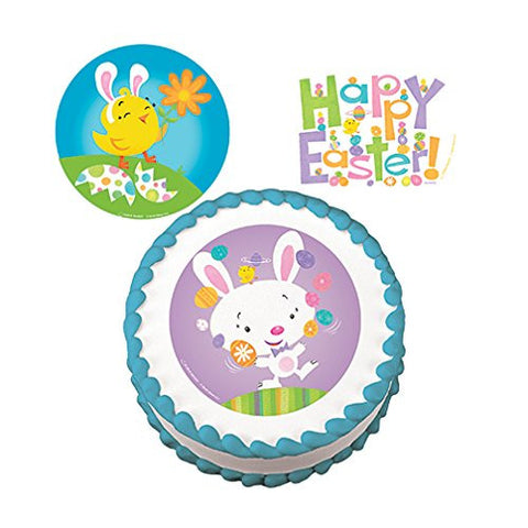 Easter Cheer Variety Pack Edible Image
