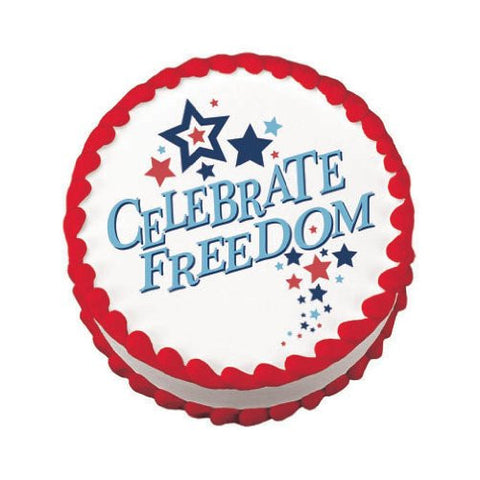 Celebrate Freedom Edible Image? Designs