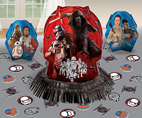 Star Wars The Force Awakens Table Decorating Kit