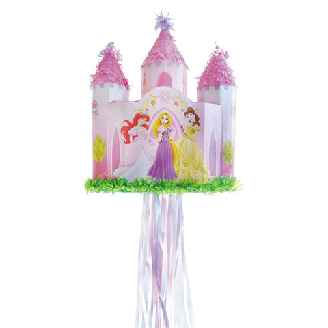 Disney Princess Pink Castle Pinata