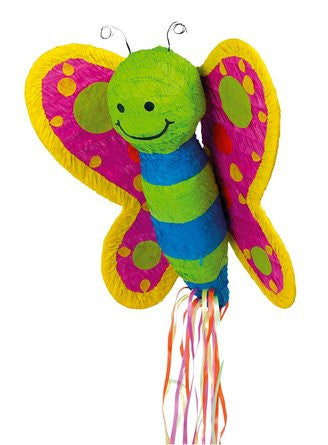 Butterfly Pull-String Pinata