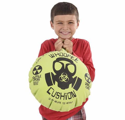 "17"" MEGA WHOOPEE CUSHION - 1 COUNT"