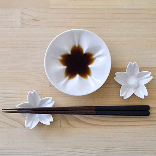 Hiracle Sakura - Handmade 2 Piece Dish Set