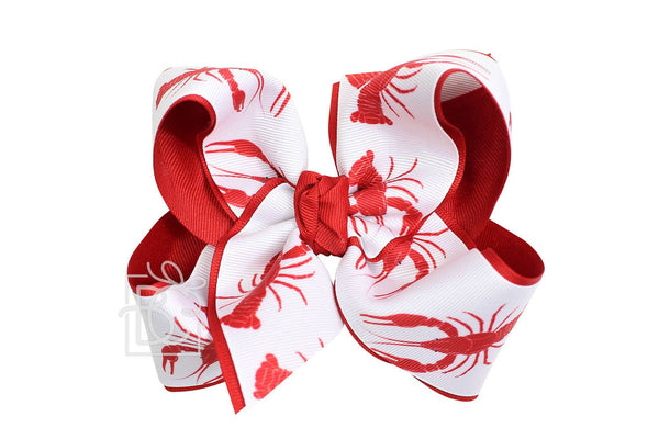 Crawfish Layered Bow