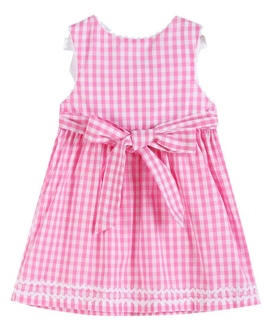 Pink Gingham Chick Dress - PREORDER