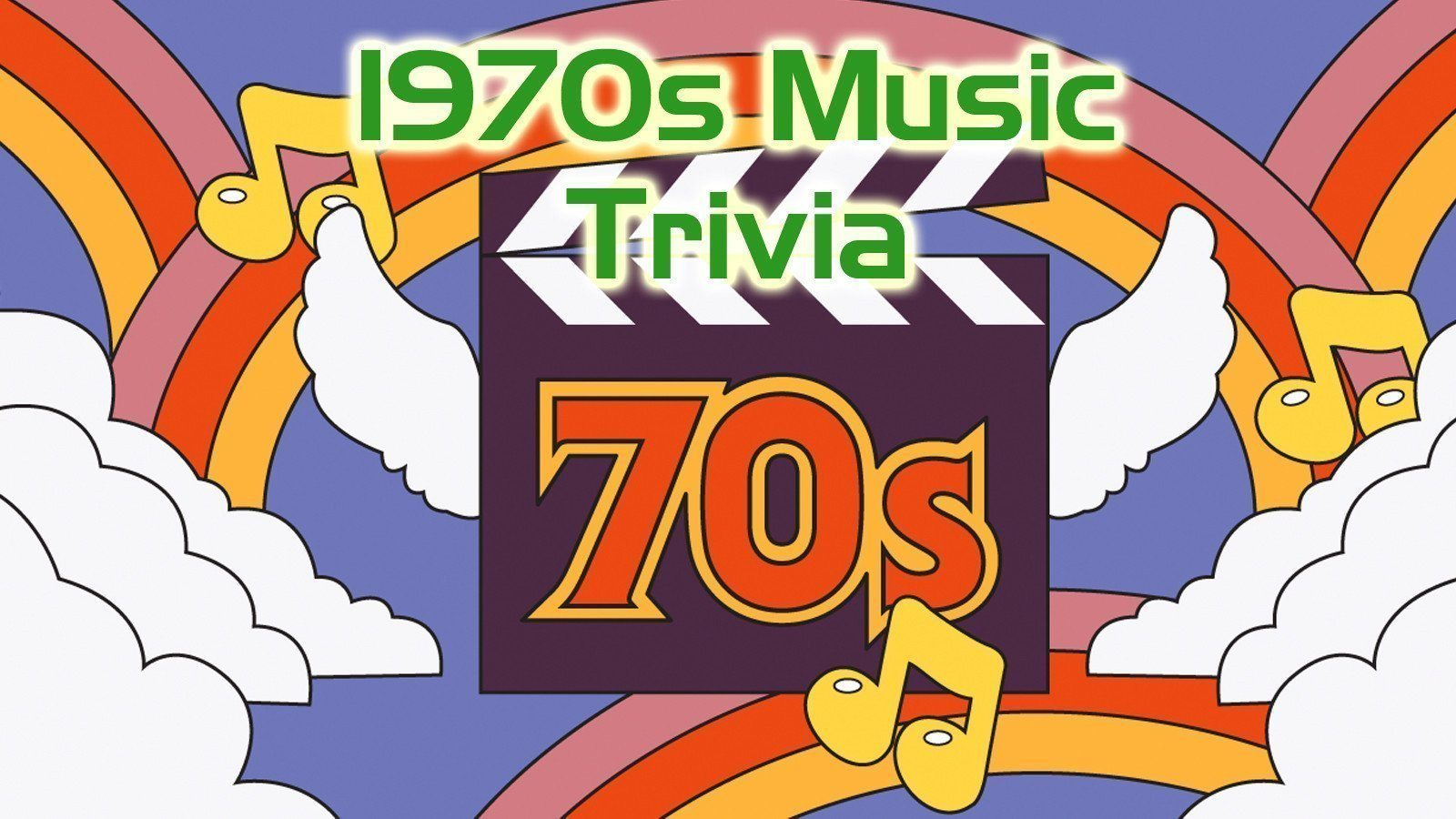 Free Trivia Night Questions - 1970s Music