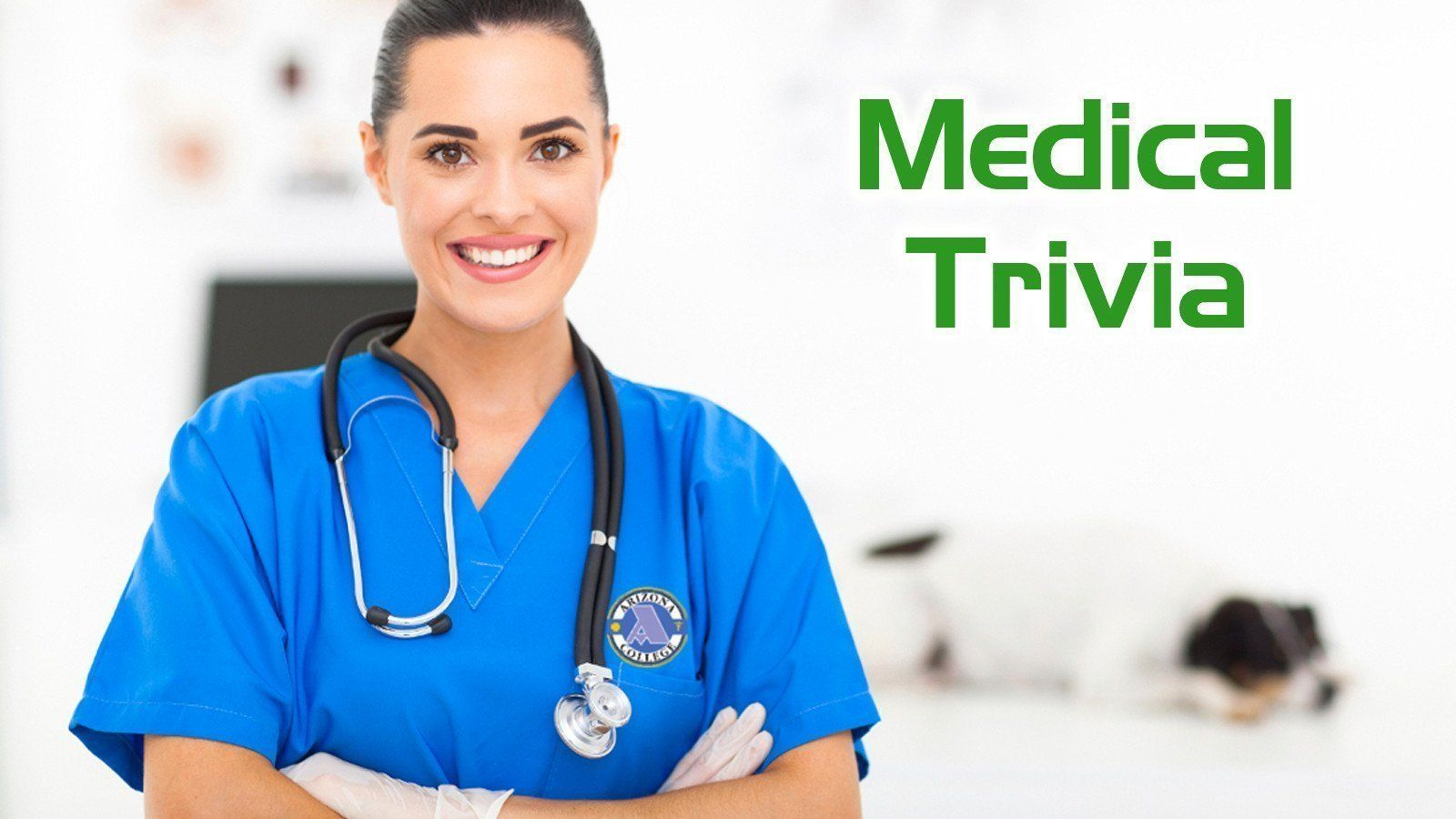 Free Trivia Night Questions - All Things Medical
