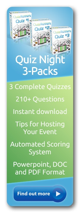 Quiz Night Multiple (3) Packs