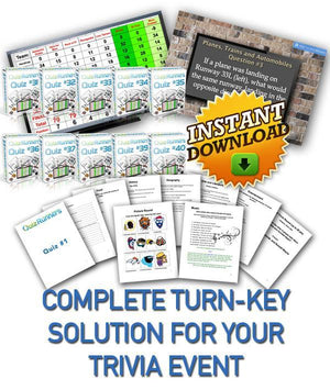 Complete Trivia Night Kit 10-Pack 4
