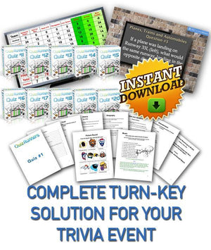 Complete Trivia Night Kit 10-Pack 2
