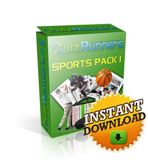 Sports Quiz Pack 1