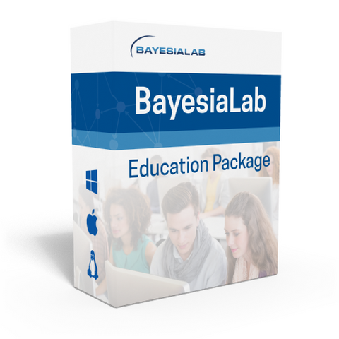 BayesiaLab Education Package, 12-Month License Rental