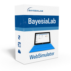 BayesiaLab WebSimulator — Private & Secure Server Account