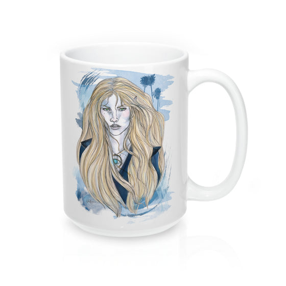 Aelin Fireheart Mug 15oz - The Watercolorie