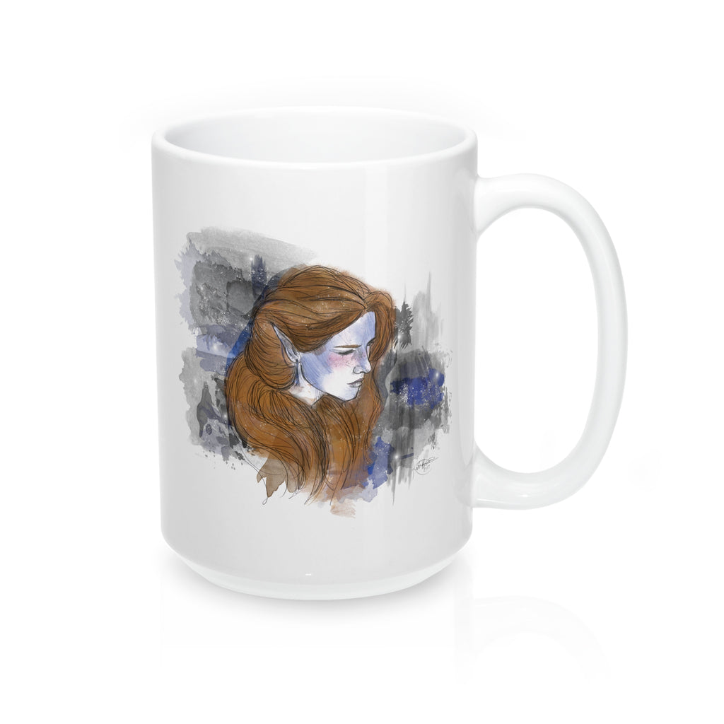High Lady of the Night Court Mug 15oz