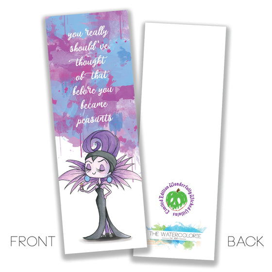 Yzma Bookmark - LIMITED EDITION
