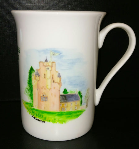 Crathes Castle Mug