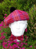 Burnett Dress Tartan Tam