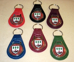 Burnett Keyrings (Various Colours)