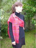 Burnett Dress Tartan Sash