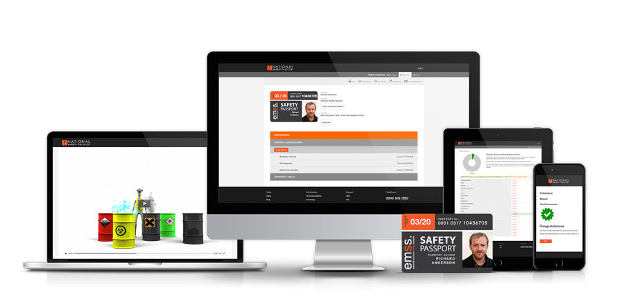 National Safety Passport Online