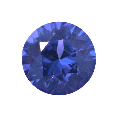2.73 ct GIA Color Change Sapphire (Violetish-Blue to Purple)