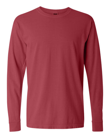 Comfort Colors Long Sleeve