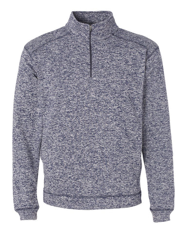 Fleece Fleck Quarter Zip