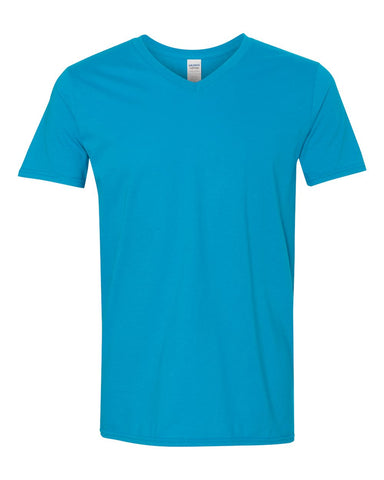 Cotton Unisex V-Neck